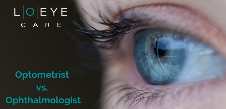 Optometrist vs